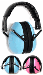 My-T-Muffs Earmuffs for Babies