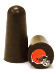 Browns NFL Ear Plugs