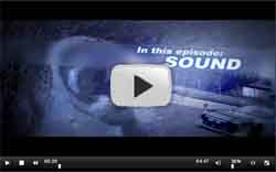 Video: Science of Speed: Sound - Click to Open and Watch in Your Web Browser!