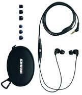 Shure SE115 Music/Phone Headset
