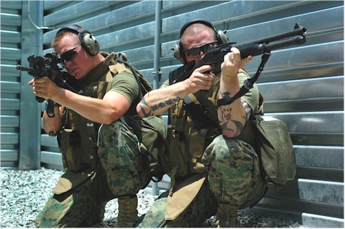 Pro Ears - the Top Choice for Police and Military Applications