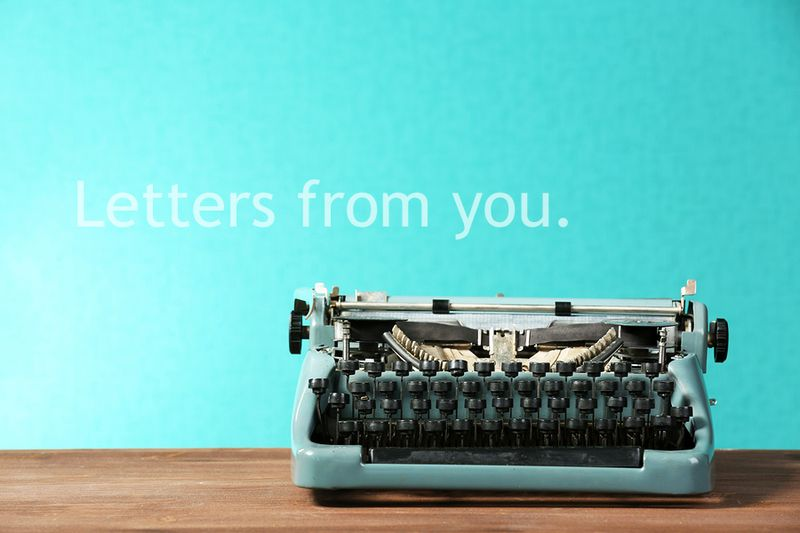 Letters-from-you
