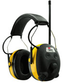 3M TEKK Worktunes AM/FM Earmuffs