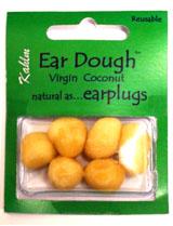 Kahlm Ear Dough All-Natural Bio-Degradable Ear Plugs