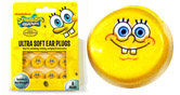 SpongeBob SquarePants Moldable Swimming Ear Plugs for Kids