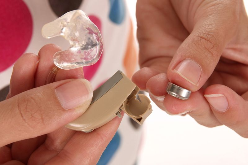 In-Ear Hunting Hearing Aids